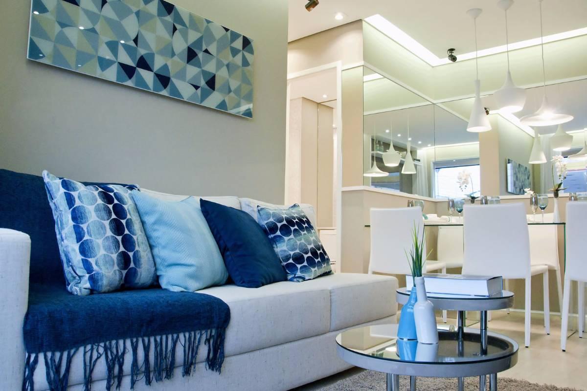 Apartamento 2 dormitórios 1 Vaga - Minha Casa Minha Vida