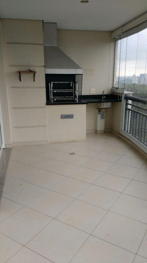 Excelente Apartamento com 3 Suítes 4 banheiros, Cond Jardins de Tamboré