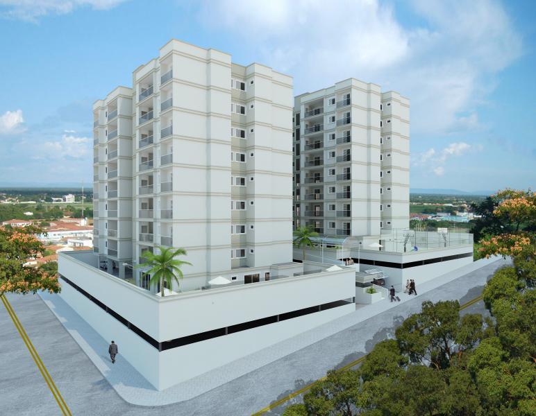 Residencial Ville d´Italia       ----------       103,35 m² de área útil
