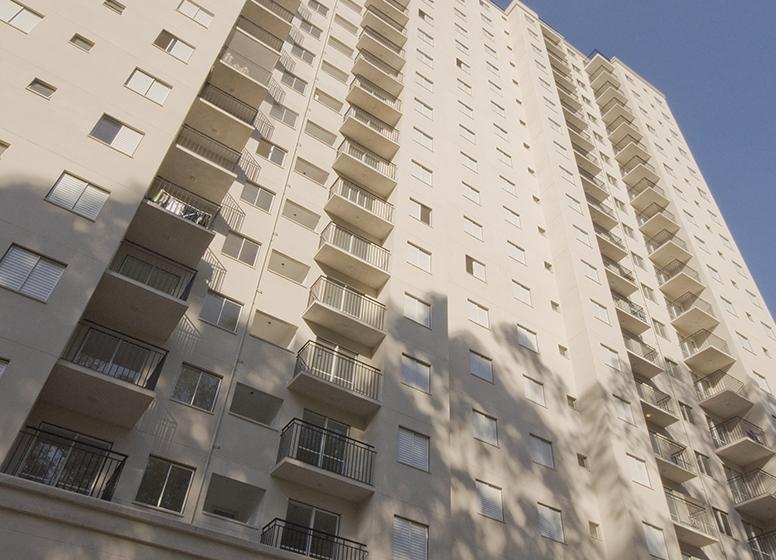 Apartamento Pronto - Morumbi - 61 metros, 3 dormitorios 1 suite, 1 vaga