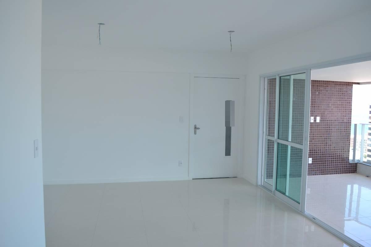 Apartamento de 3 suítes - vista mar – Morro Ipiranga