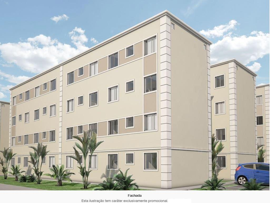Apartamento residencial à venda, Parque Universitário, Americana.