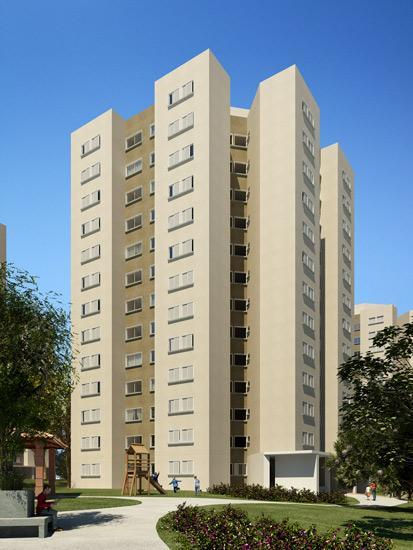 Apartamento e Osasco de 54m² com Escritura Grátis.