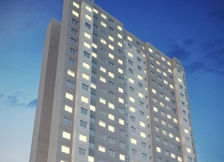 Apartamento no Morumbi Vila Andrade - Minha Casa Minha Vida
