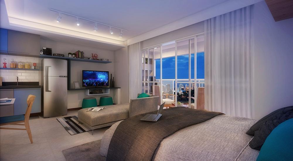Apartmento a venda no Panamby próx. ao parque burle marx , lazer completo