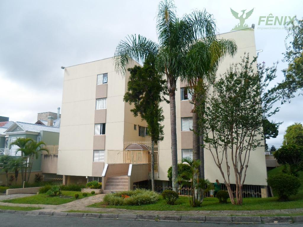 Apartamento para aluguel com 3 Quartos, Ahú, Curitiba - R