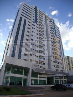 Águas Claras Edifício Lory, 02 quartos c/suite, varanda ao lado do parque