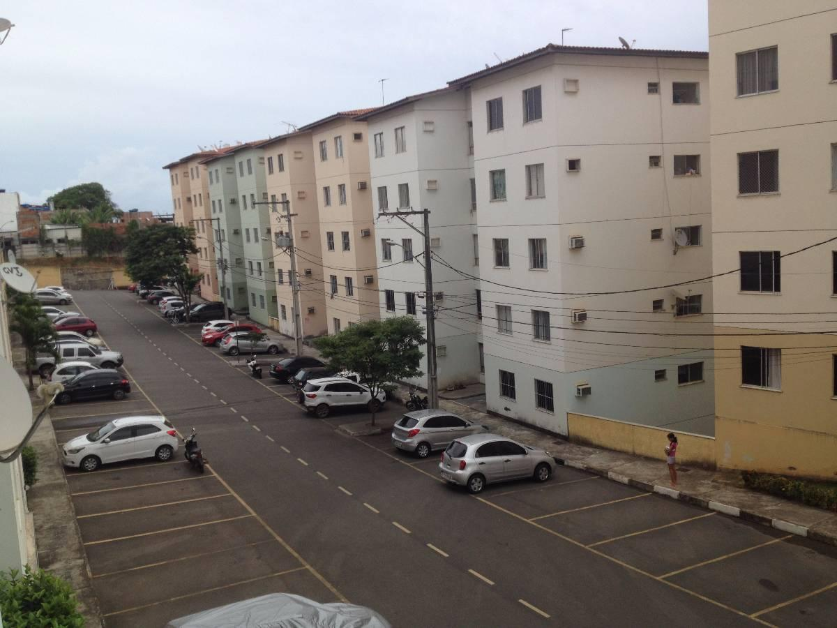 Apartamento 2/4 Condomínio Belo Jardim Estrada Velha do Aeroporto