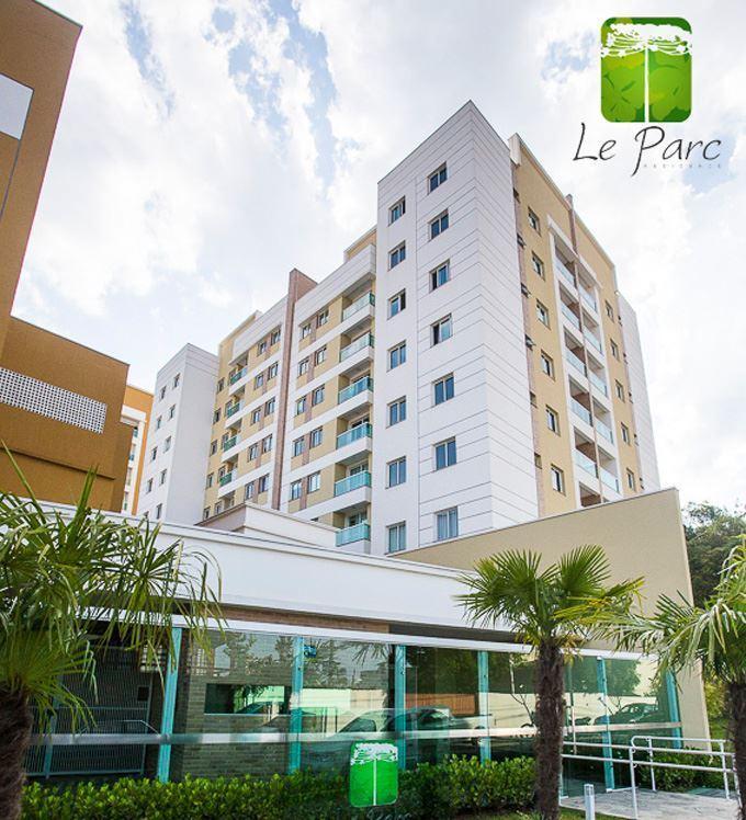 Apartamento de 2 quartos - More ao lado do parque Bacacheri