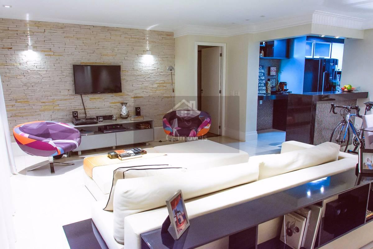 Lindo apartamento em Perdizes com 4 quartos, 1 suíte, 3 vagas, 136metros