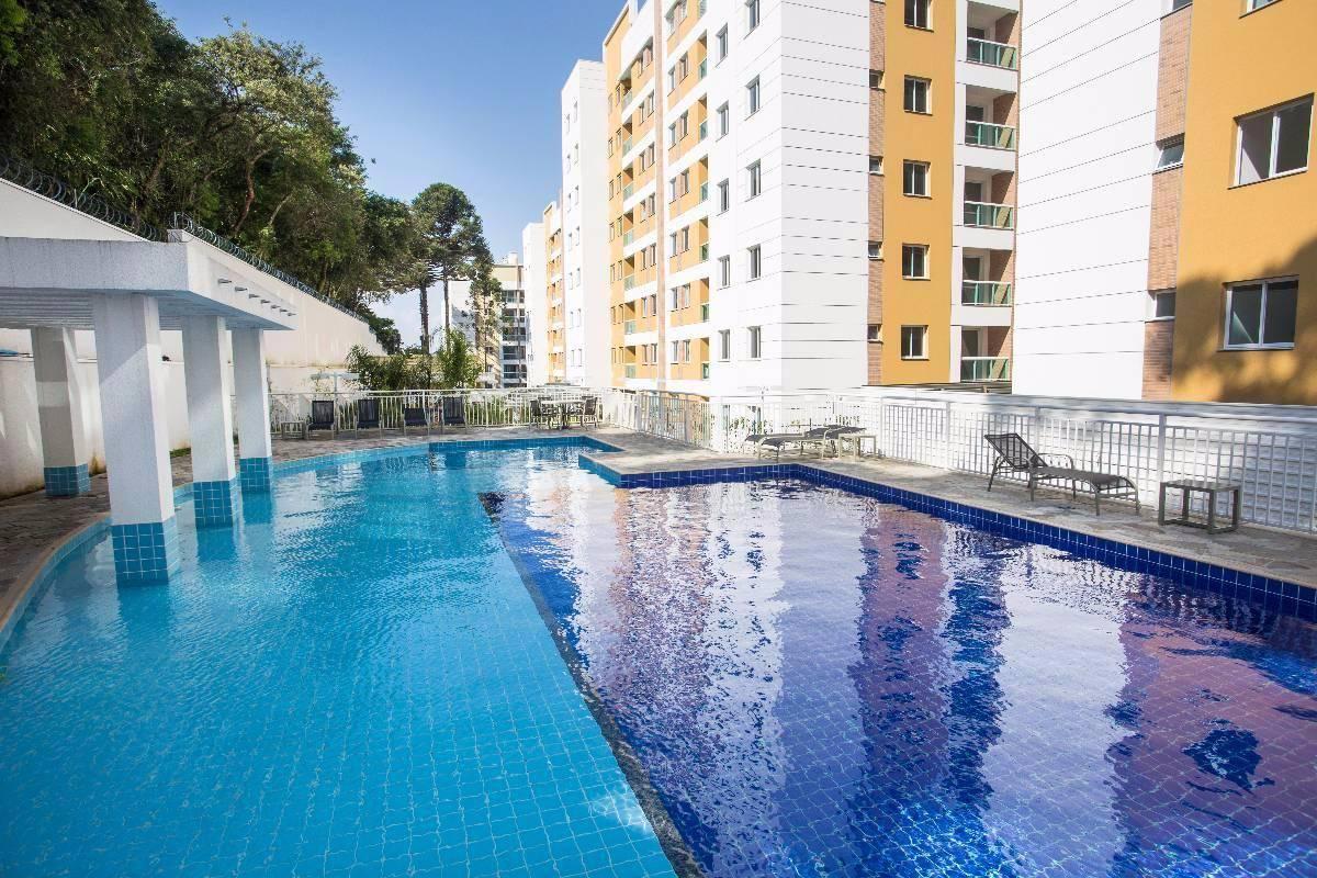 Apartamento de 3 quartos - More ao lado do parque Bacacheri