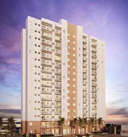 Apartamento a Venda no Bairro Ocean 2 e 3 Quartos