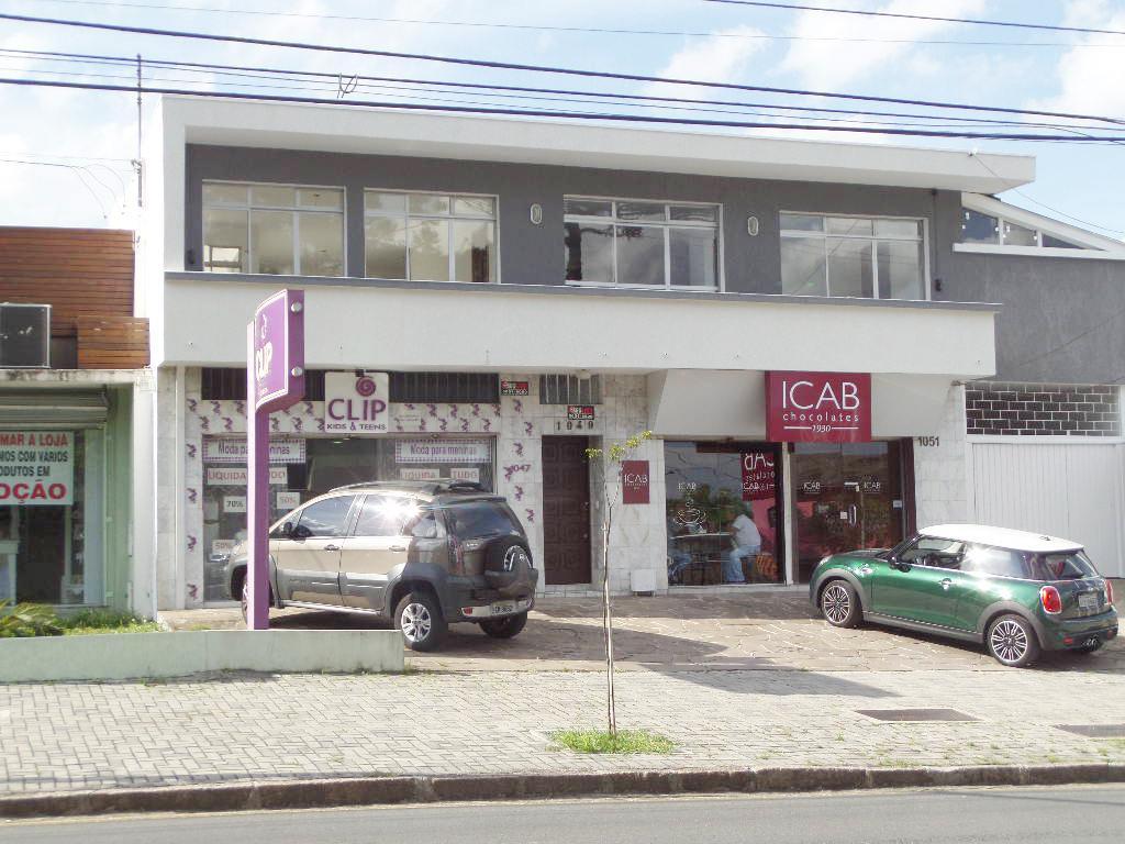 Conjunto Comercial no Juvevê Rua Agusto Stresser, 6 salas, 3 banheiros e cozinha