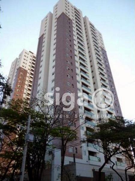 Apartamento para venda - Chácara Santo Antônio, São Paulo SP