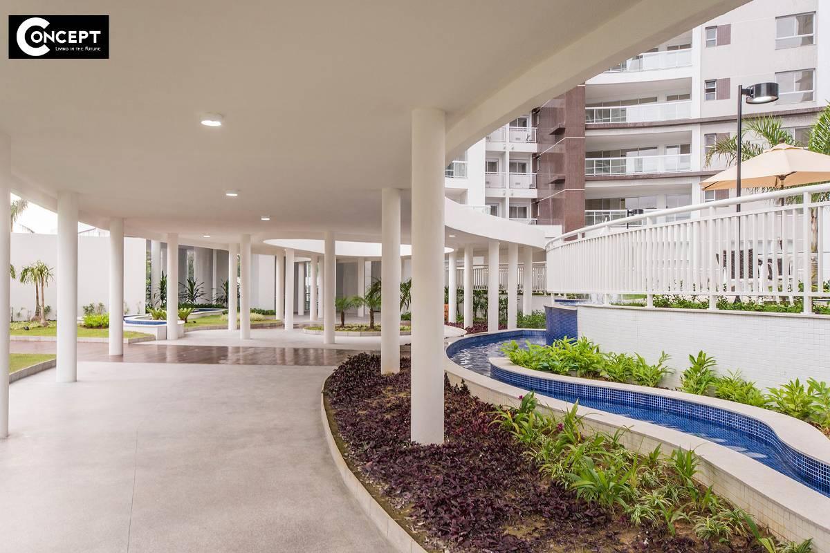 Concept 4 Suítes 162m²  15º andar ao lado Shopping Manauara - Adrianópolis