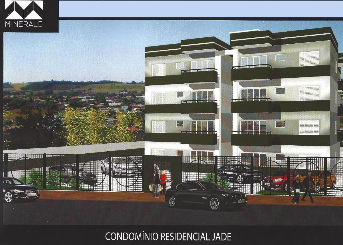 Apartamento residencial à venda, Vila Dainese, Americana.