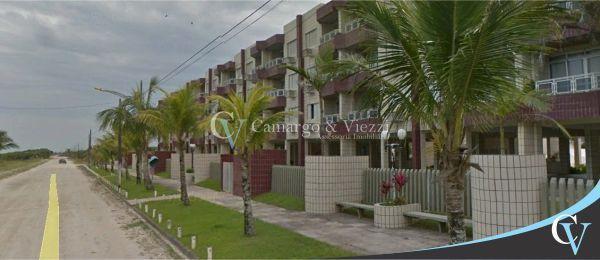 Apartamento beira-mar em Bal. Ipanema-Pr