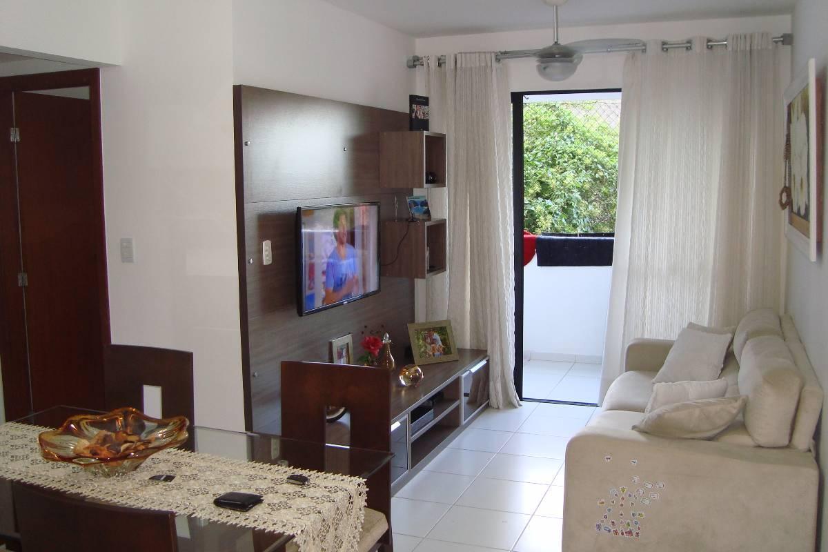 Apartamento 2 Quartos - Varanda - Garagem!