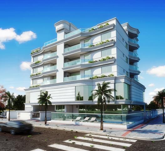 Apartamento na Praia de Palmas - Gov. Celso Ramos/SC