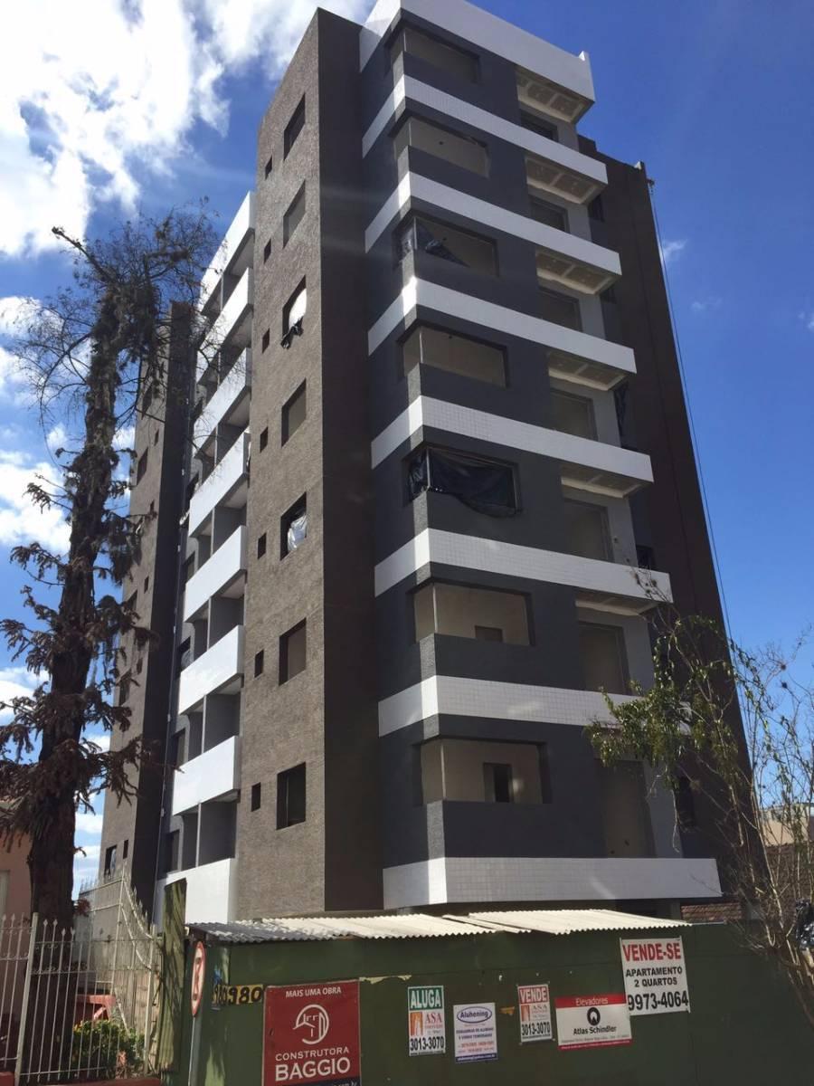 Apartamento novo, com 2 quartos sendo um mobilhado