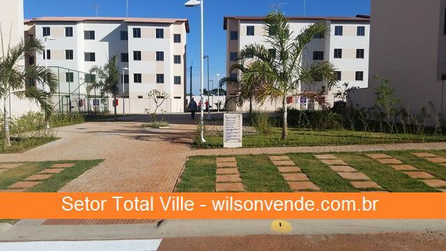 TOTAL VILLE QD. 302 | 2 QTS (44,22M²) | NASCENTE | 1 VAGA