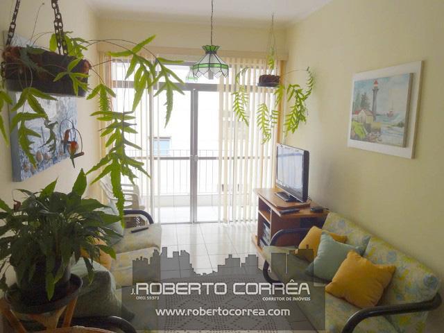 2 Dorms (Suíte) - Sala C/Varanda - Roberto Corrêa Imóveis