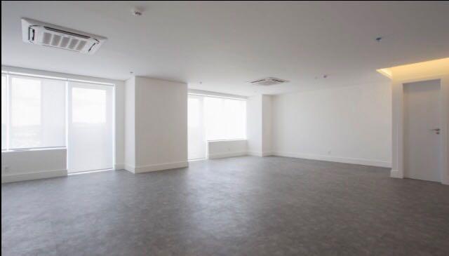 Sala Comercial 80m Alpha Green com impecável acabamento
