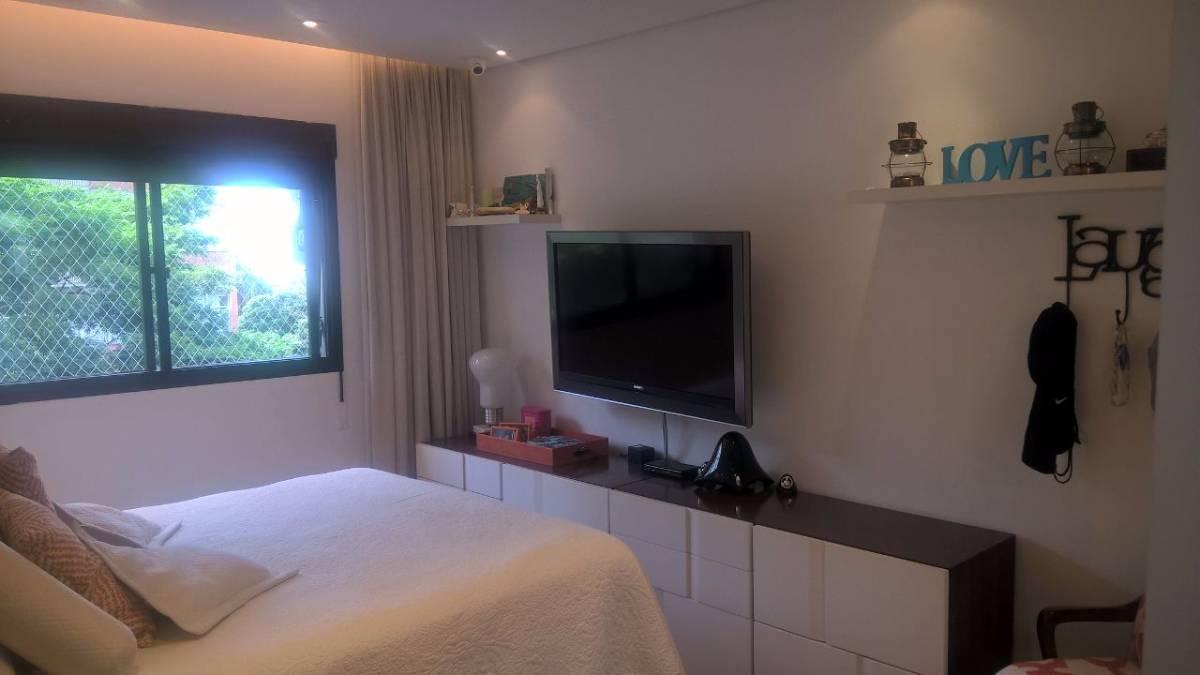 Apartamento à venda no Campo Belo, 240 m², 4 Dormitórios