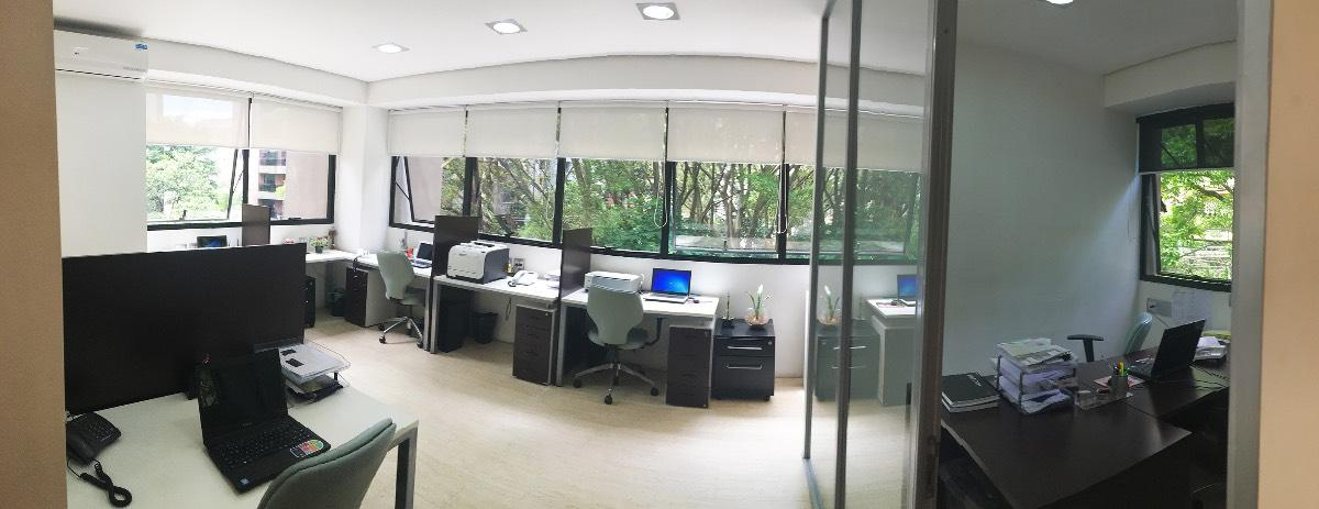 Sala diretoria e sala geral