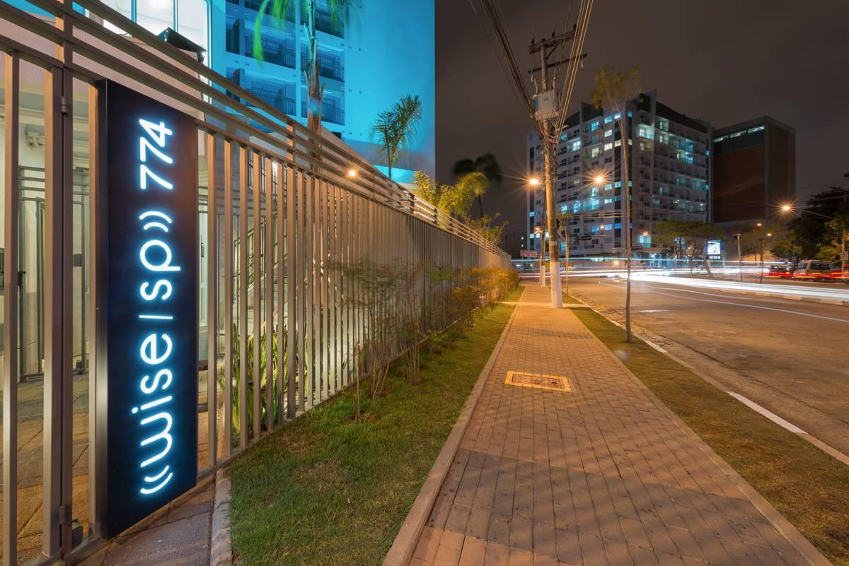 Wise Santana apartamento Studio 20m² pronto para morar - Zona Norte