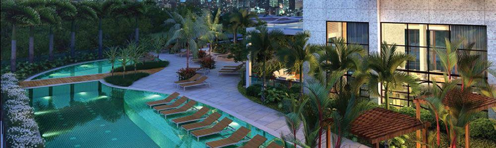 Apartamento Mansão Bahiano de Tênis, 4/4 c 4 suites,oportunidade!!