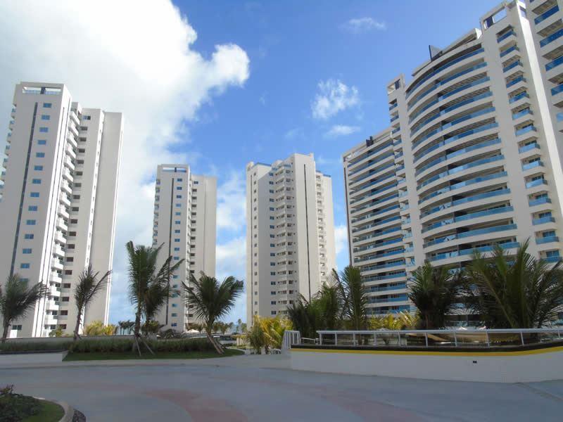 Apartamento em Pituaçu,  4 suítes, frente Mar,Novo, Hemispher 360 iMPERDIVEL!!