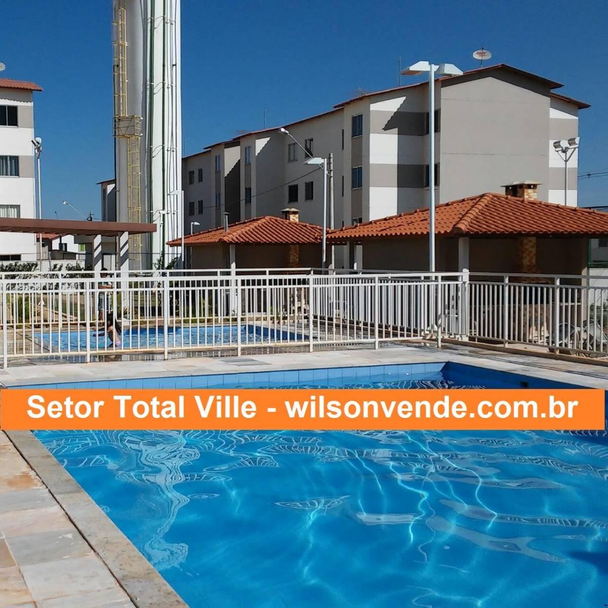 ÁGIO TOTAL VILLE QD. 103 | SOBRADO 3 QTS (97,99M²) | ARMÁRIOS