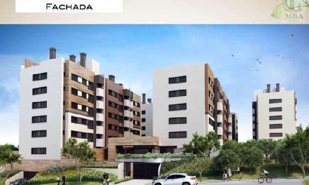 Apartamento GARDEN - Barigui Woodland - 2 dorm - 1 suite