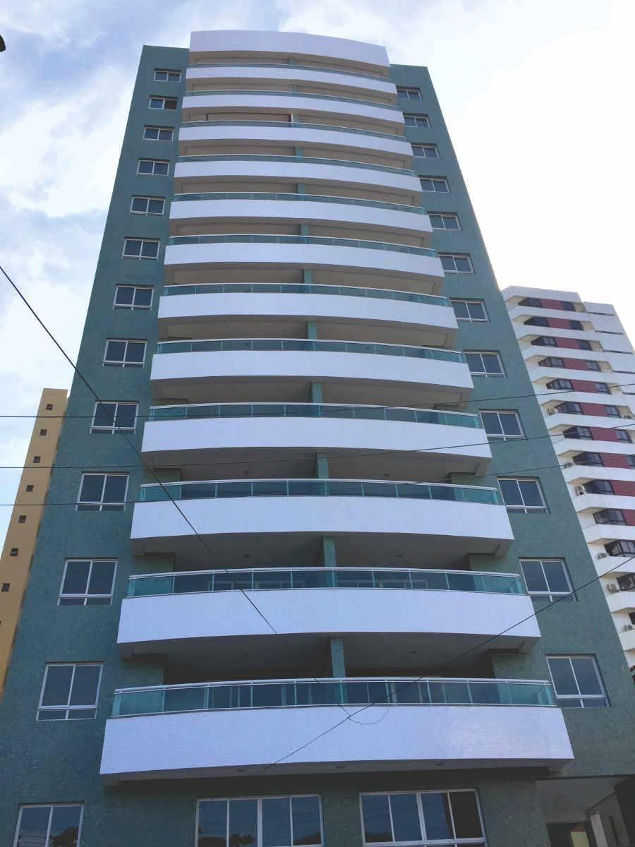 Apartamentos 3/4 – 1 SUÍTE com 98m² 2 apartamentos por andar no Jardim Apipema