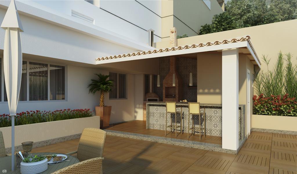 Apartamento no Cabula, 2 e 3/4 quartos, com suite e varanda, Novo, Com 1 vaga.