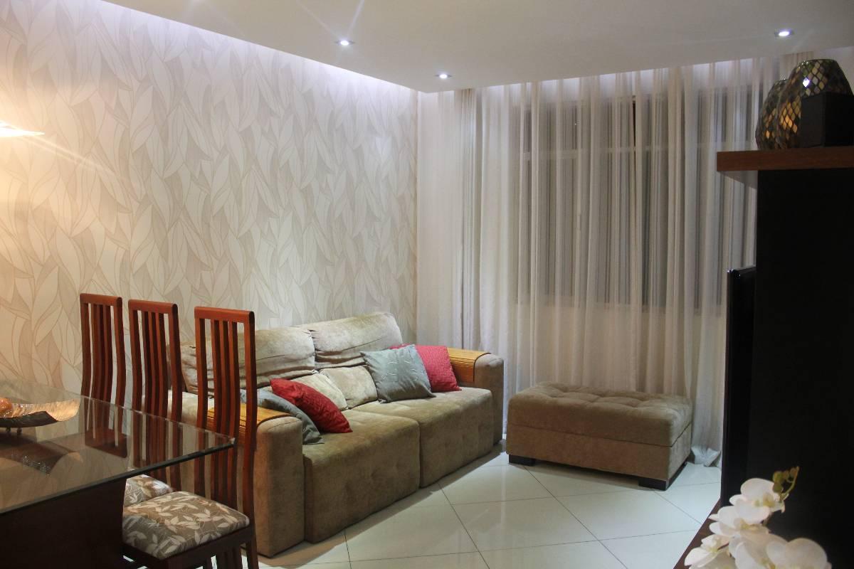 Apartamento À VENDA, 03 quartos, 88m², Jardim Guanabara, Ilha do Governador, RJ