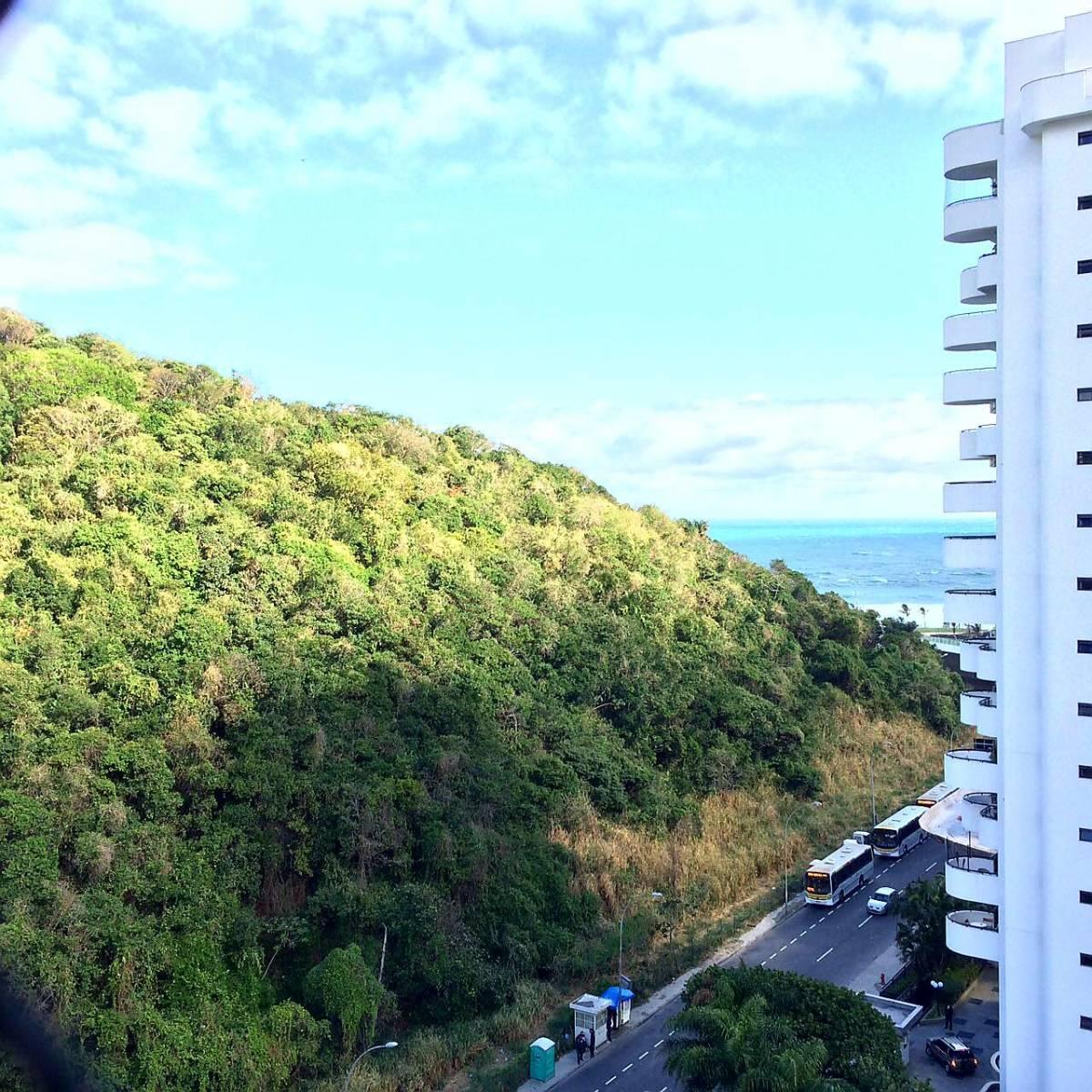 Avenida Niemeyer  Vista  mar sala 2 quartos Suite 90 m2   DUAS VAGAS  ESCRITURA