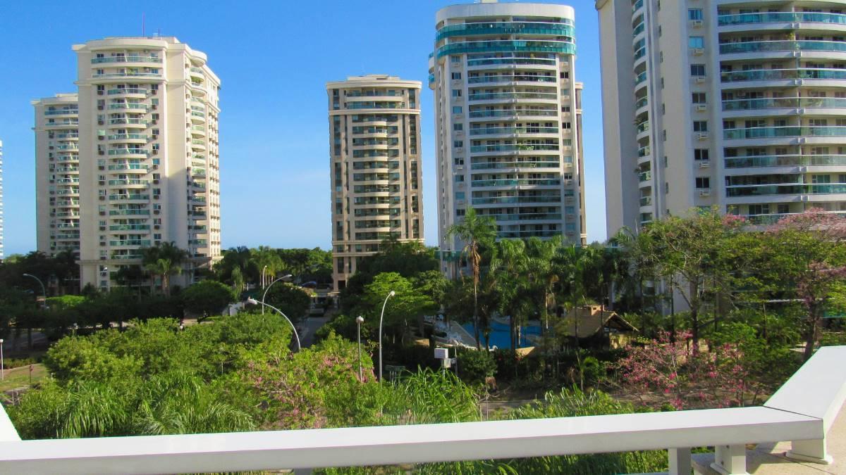 Apartamento Americas Park Sundeck