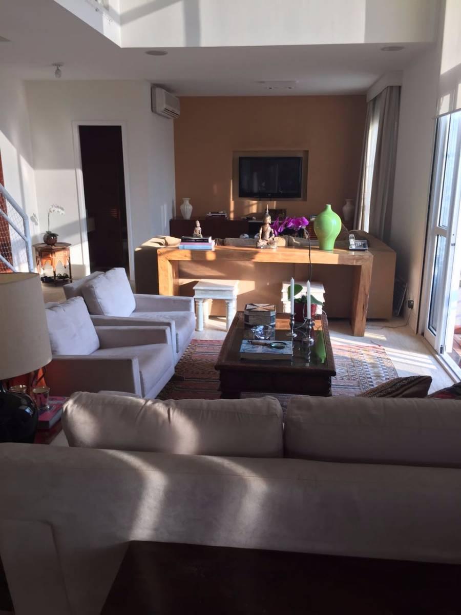 Oportunidade Apartamento Duplex 186m² 2 Suítes 3 Vagas Openhouse Loft Panamby