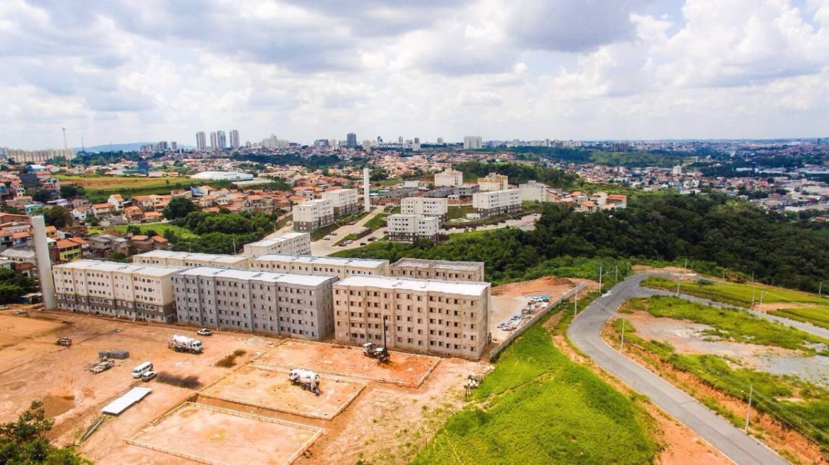 Apartamento residencial à venda, Jardim Mirante dos Ovnis, Votorantim.