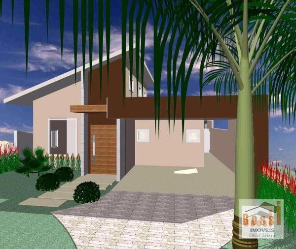 Casa - Condominio Portal do Bosque