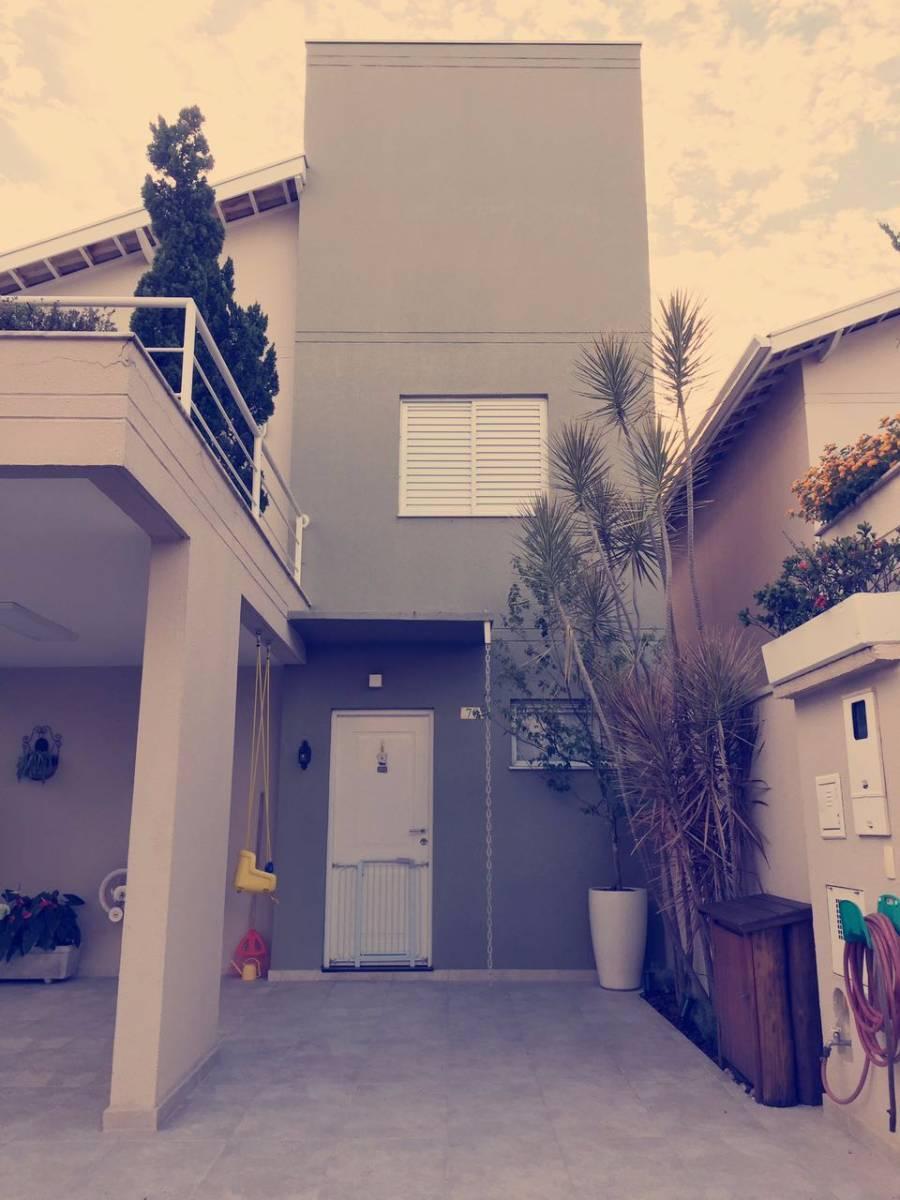 Excelente casa - condomínio Reservatto/Jundiaí