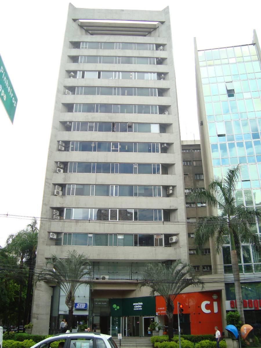 Sala comercial na Faria Lima