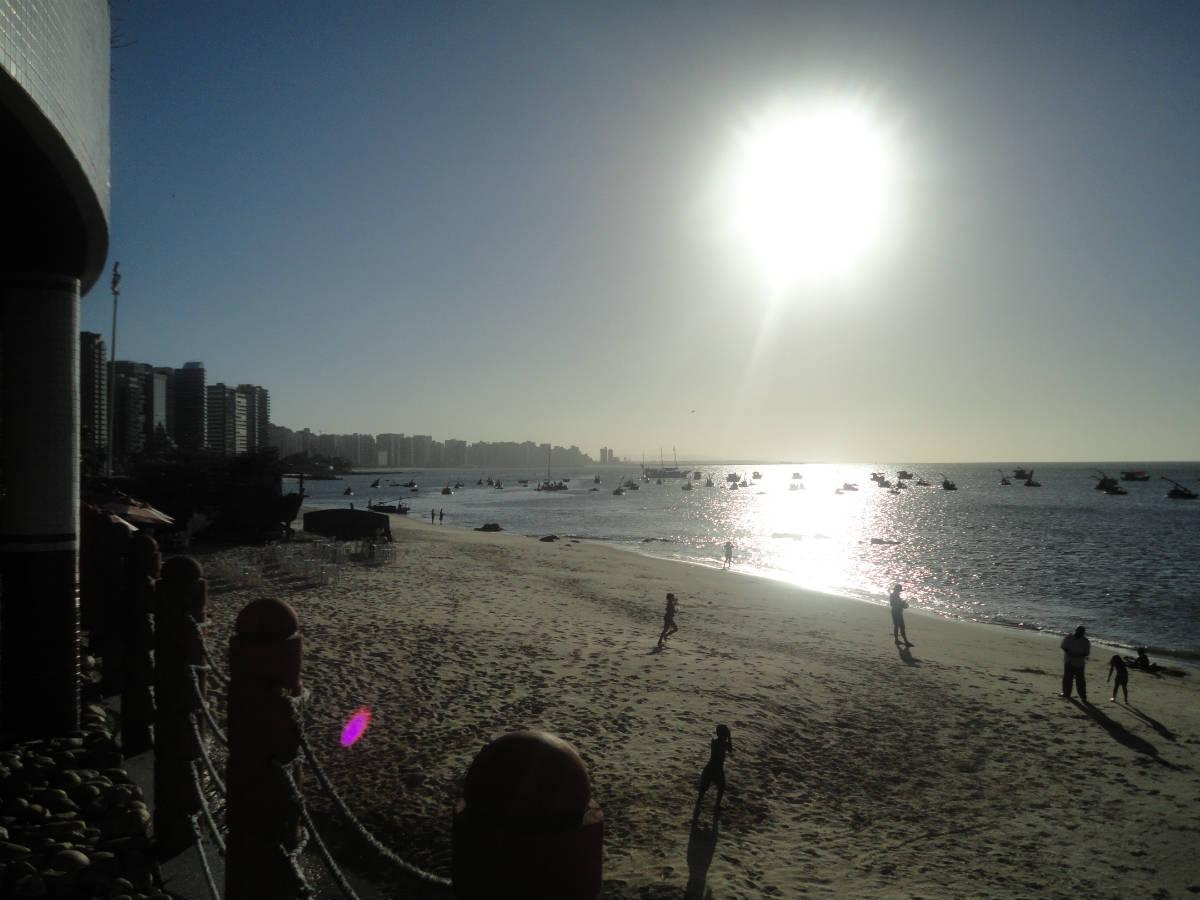 Charmoso Flat na Beira Mar