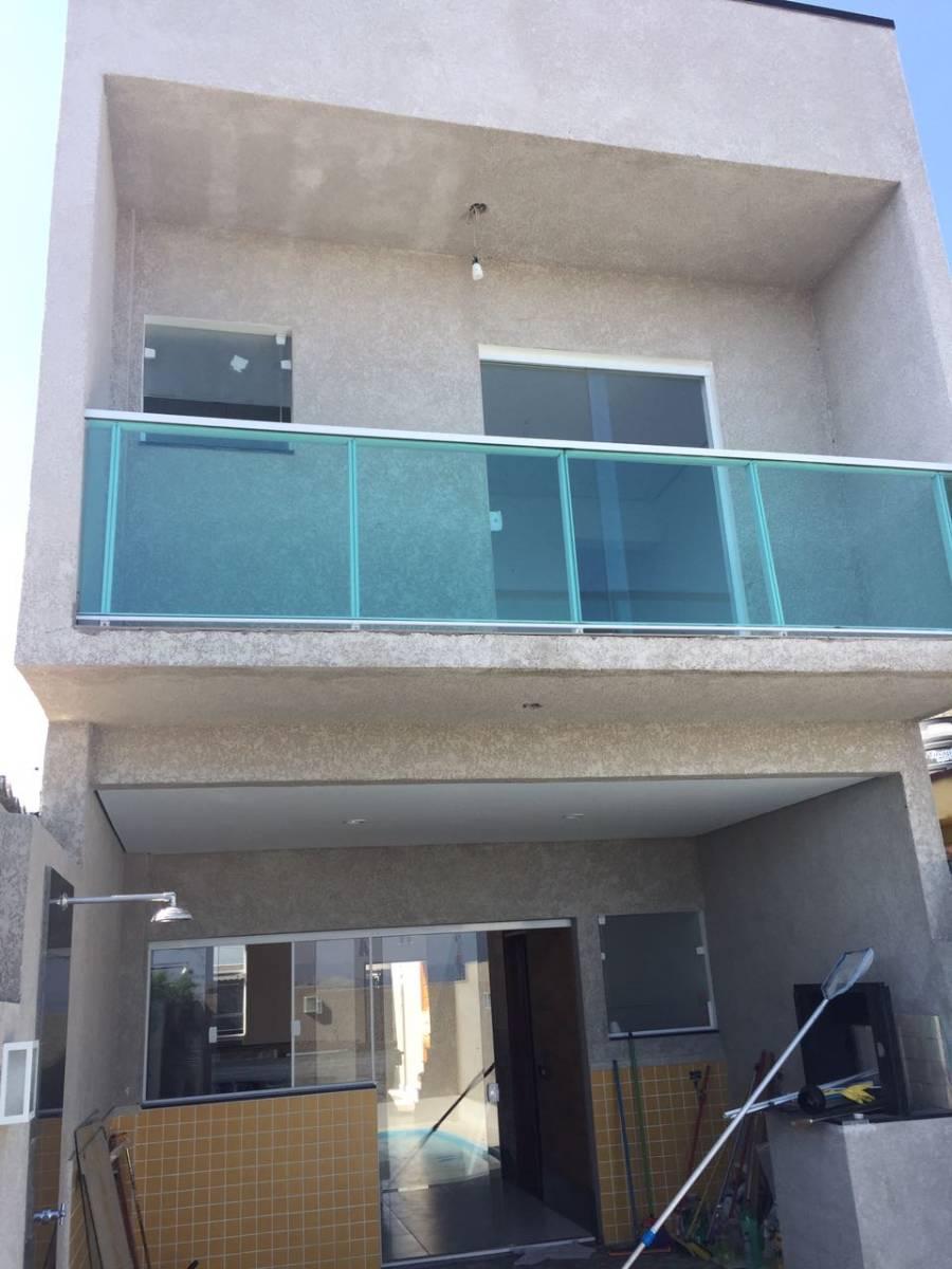 Casa em Franco da Rocha / 2 dormitórios / 2 suítes / Casa toda Planejada
