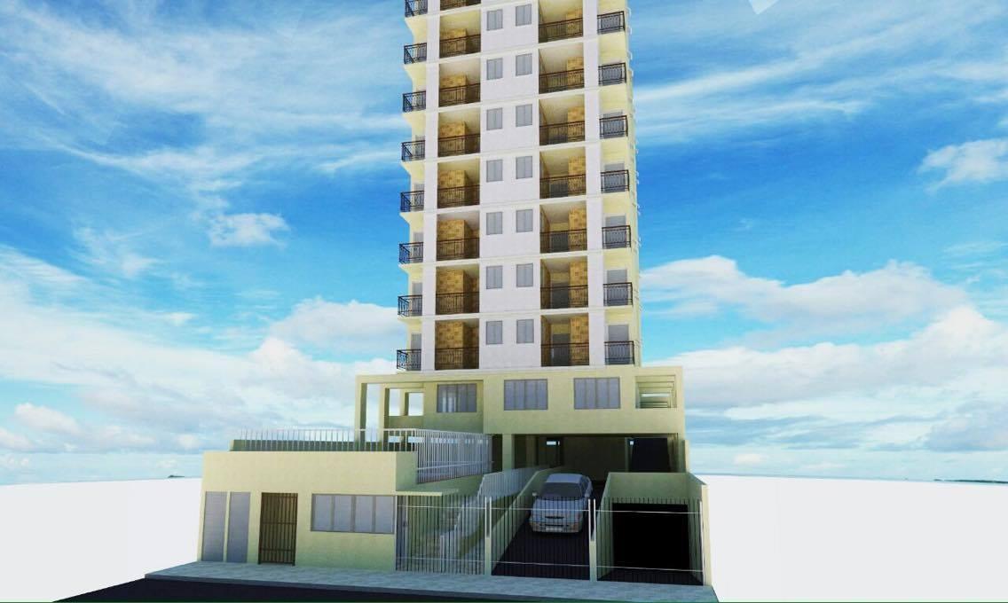 apartamento na planta bairro campestre santo andre - residencial avanzi