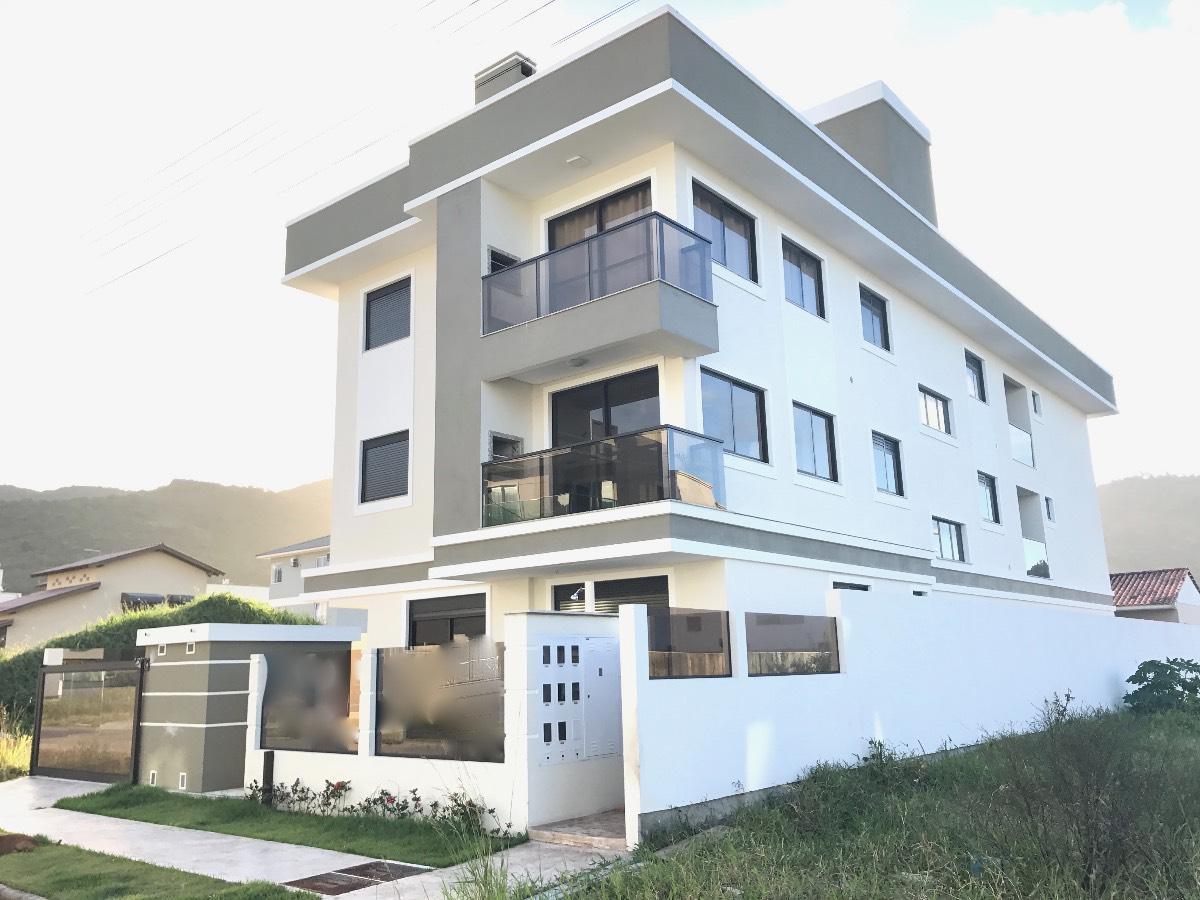 Apartamento com garantia da construtora, 1 e 2 Dts - Praia de Palmas / SC