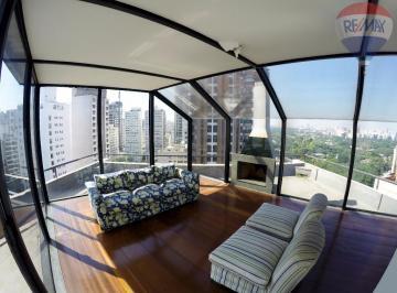 Cobertura Jardins, 381m² - 04 Dormitórios, Rua Bela Cintra