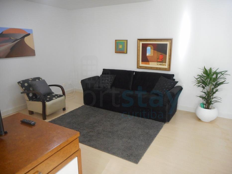 Apartamento para aluguel com 2 quartos batel curitiba for Apartamento mobiliado 3 quartos curitiba